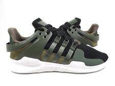 adidas EQT Support ADV Primeknit Men 11.5 Green Olive Black BY9394 Running Shoes | eBay
