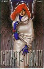 Crypt of Dawn # 3 (J.M. Linsner) (Sirius, USA, 1998)