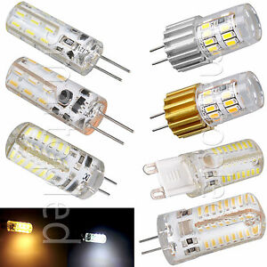 2W-3W-G4-G9-LED-Light-Warm-Cool-White-SMD-Cabinet-Camper-Bulb-Globe-Boat-Garden