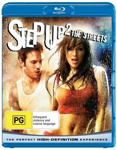 1 of 1 - Step Up 2 - The Streets (Blu-ray, 2008) BRAND NEW DVD R-B