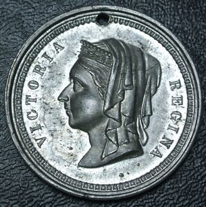 1837-1887 VICTORIA MEDAL - Comm  of the Jubilee Reign of