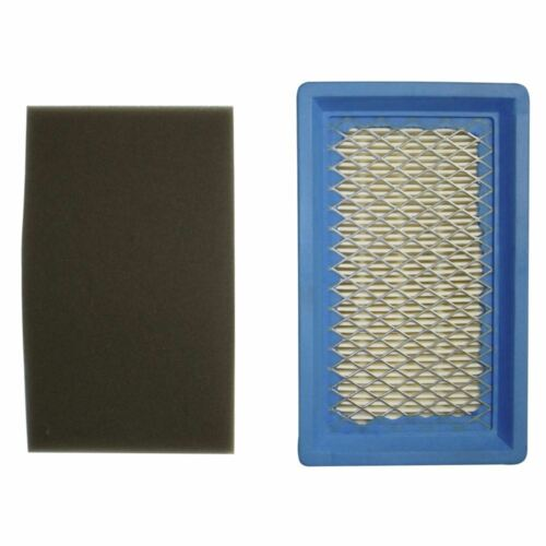 Foam Pre And Main Air Filter Set Fit Honda HRB475 HRB535 GXV140 GXV160 Lawnmower