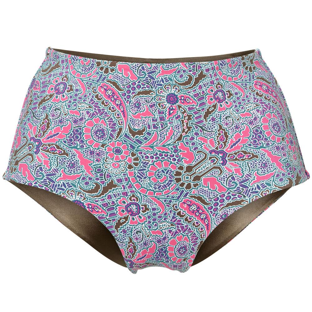 O 'neill Bikini Corps Pw Rev High Waist Bottom Vert Unicolore-l Pw Rev High Waist Bottom Grün Unifarben