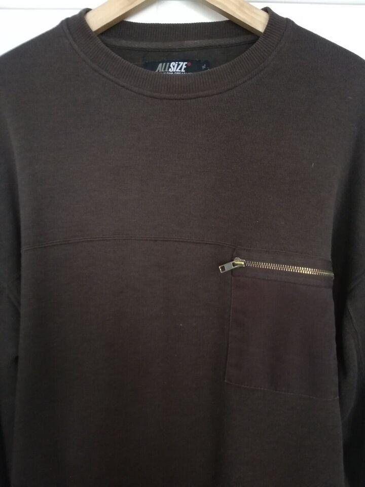 Sweatshirt, AllSize, str. XL