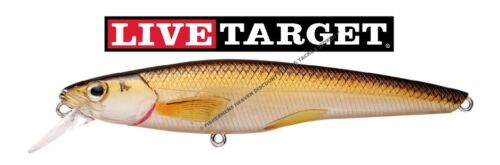 Koppers Live Target Jerkbaits Deep Shallow Bass Walleye Any Style Smelt Shiner