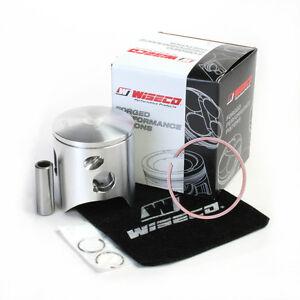 Bore 2001-2002 Wiseco Kawasaki KX125 KX 125 Piston Top End Kit 54mm Std