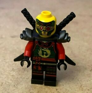 njo271 - possession from ninjago set 891620 New lego samurai x nya