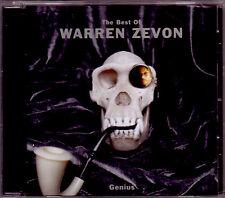 CD (NEU!) . Best of WARREN ZEVON (Werewolves of London Poor Pitiful me mkmbh