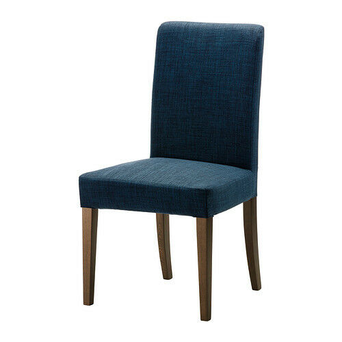 Ikea Henriksdal Chair Cover Skiftebo Dark Blue New For Sale Online