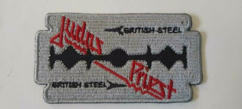 Judas Priest embroidered patch.