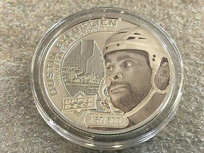 2017 Upper Deck Grandeur Hockey Alex Ovechkin 1 oz .999 Silver Coin //5000 /& Box