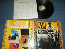 PAUL McCARTNEY WINGS (BEATLES) Japan 1975 EPS-80232 REISSUE NM LP RAM