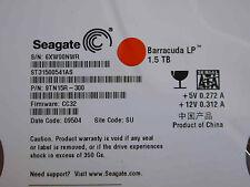 1,5 TB Seagate st31500541as/9tn15r-300/cc32/sq/100535537 Rev a-HD #2