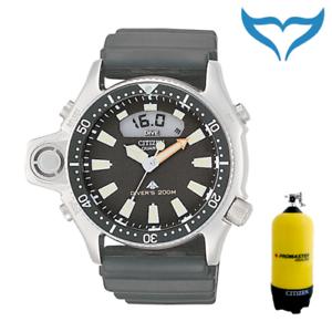 Citizen-PROMASTER-orologio-subacqueo-orologio-da-polso-jp2000-08e-20-bar-200-M-tassidermia-modalita