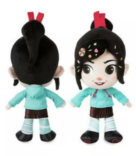"12"" Disney Ralph Breaks the Internet Vanellope Von Schweetz Plush Doll"