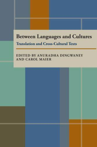 Between Language and Cultures: Translation and Cross Cultural Texts (Pittsburgh