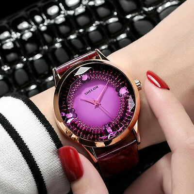 2016 Fashion Women Quartz Butterfly Diamond Watch Lady Girls Dress Wristwatches