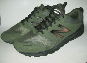 New-Balance-Men-039-s-Shoes-13-Nitrel-Fuelcore-Green-MTNTRRG1-Trail-Running-Shoes