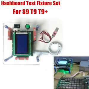 Details about Hashboard Test Fixture for For S9 T9 T9+ hash board repair  miner chip test stand