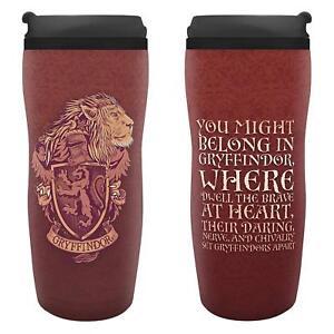 Borraccia thermos da viaggio Harry Potter Gryffindor tumbler travel mug ABYstyle