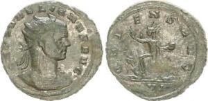 Romanos Época Imperial/Galieno, Silber-Antoninian, Vz-St 253-268 Antiguo 45595