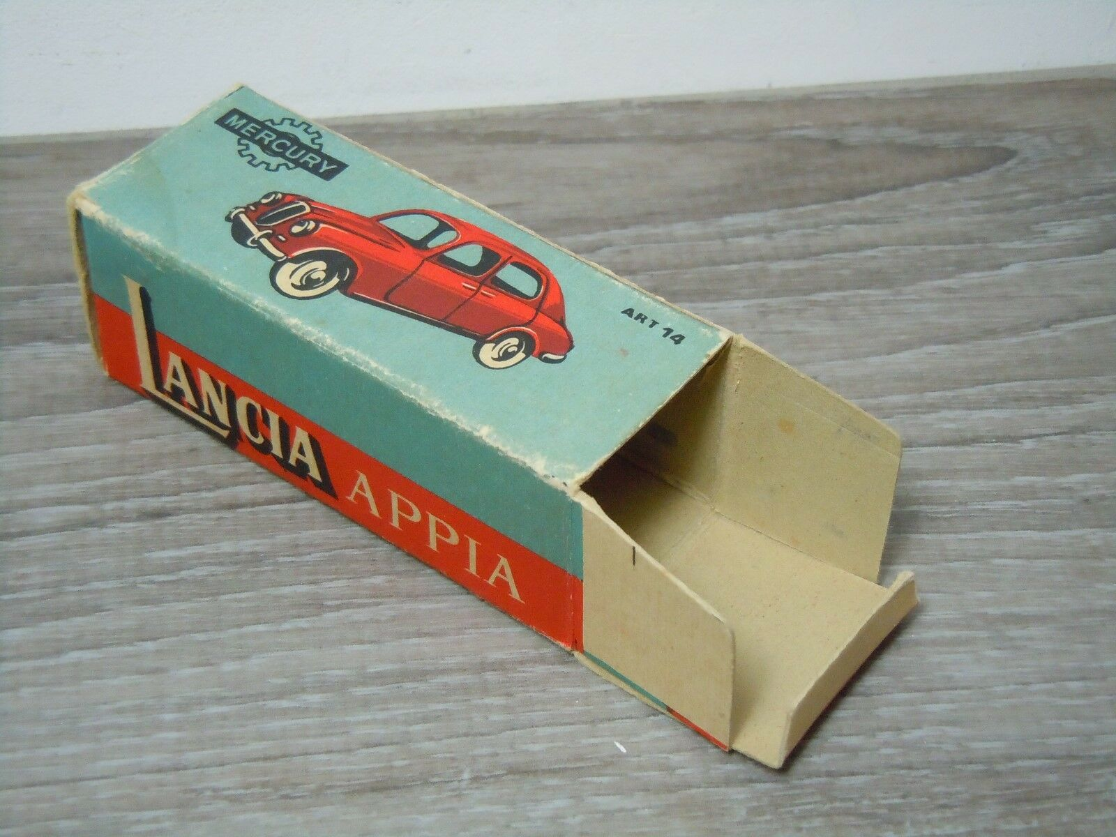 Lancia Appia - - - Mercury 14  in Box 34206 ec8cf9
