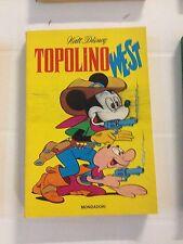 I CLASSICI MODERNI DI WALT DISNEY - TOPOLINO WEST 1970 - MODADORI - OTTIMO