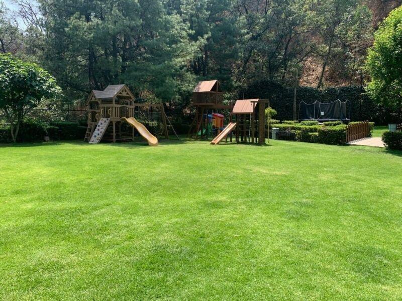 Amplio Dpto en Lomas de Vista Hermosa con Amenidades y un jardín precioso.