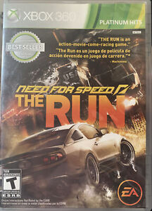 Need for Speed: The Run (Microsoft Xbox 360, 2011) Complete Tested