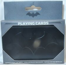 Batman Playing Cards And Storage Tin