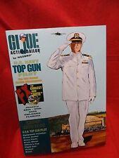 GI JOE  ACTION SAILOR NAVY TOP GUN  2005 FX CONVENTION EXCLUSIVE 1 OF 500