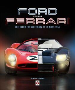 Ford-VS-Ferrari-VERSUS-LEMANS-GT40-P2-P3-330P2-DAYTONA-SEBRING-1966-book