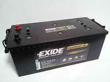 Exide GEL Batterie ES 1600 12V / 140Ah (EQUIPMENT GEL)
