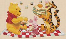Cross Stitch Chart - disney Wiinnie the Pooh No. 3- No 353b.TSG37 .......