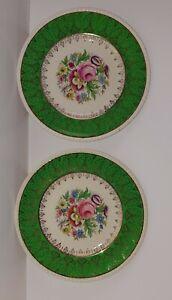 Solianware Simpsons Cobridge Plate Antique England Pheasants
