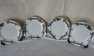 Citation Snack Plates Set of 4 The Cades Cove Collection 7 in 19.25 cm   EPOC