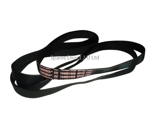 Size 1860H9 for Creda Tumble Dryer Belt TVR2