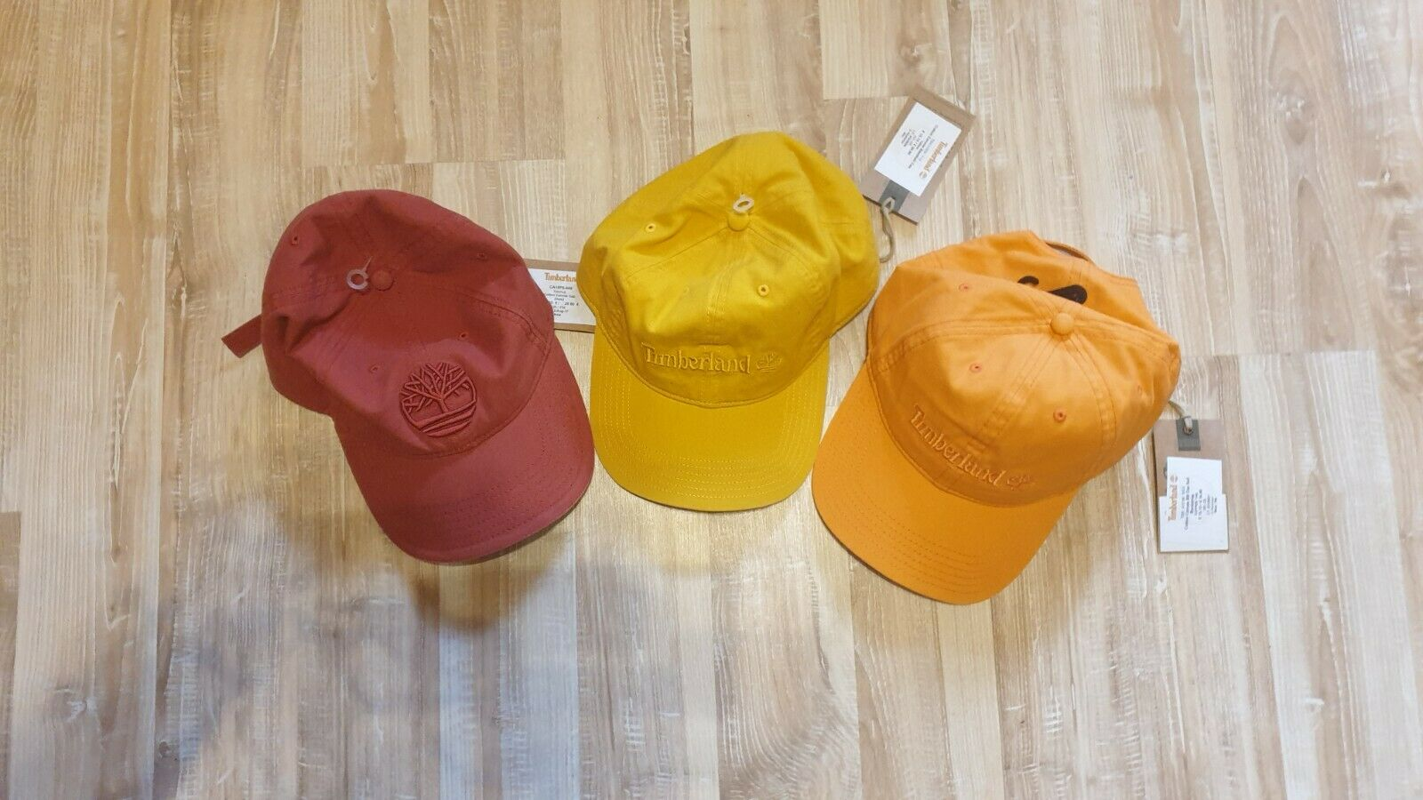 Timberland Baseball Cap Basecap Schirmmütze, Sonnenschutz