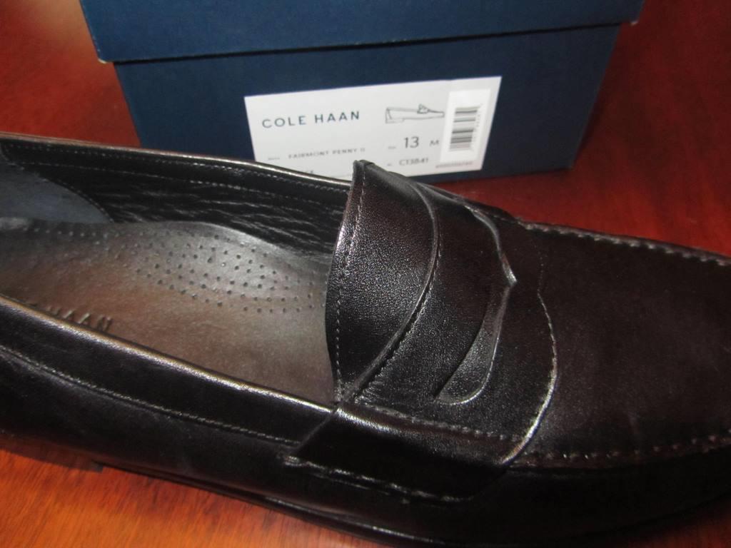 Cole  Haan Fairmont Penny II  Cole  Uomo Schuhes NIB 13 b4e6c2