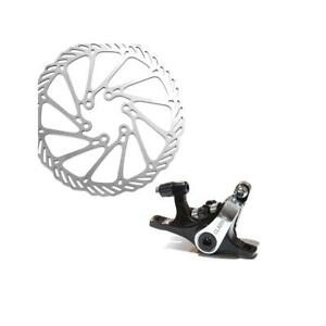 Clarks Bicycle Cycle Bike Front /& Rear Dual Piston IS F160 R160 Black