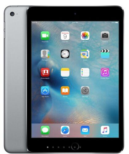 Apple iPad Mini 4 7.9/'/' Retina Display 16GB//32//64//128GB WiFi 4G LTE Unlocked