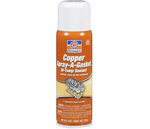 Permatex® Copper Spray-A-Gasket Kupferspray Silikon Dichtung Kupfer Kopfdichtung