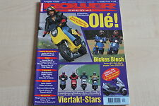 163711) Aprilia SR 50 LC vs KTM Chrono 502 - Roller Spezial 04/1996