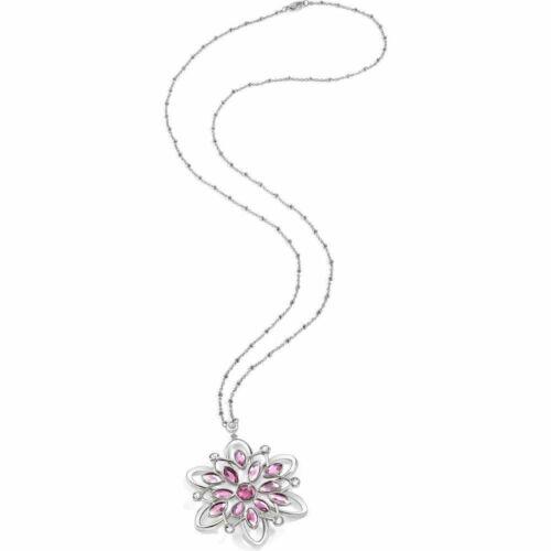 Halskette Damen Morellato FIOREMIO SABK07 Edelstahl Rosa