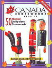 O Canada Crosswords: 50 Themed Daily-Sized Crosswords: Book 10 by Dave Macleod, Barbara Olson (Paperback, 2009)