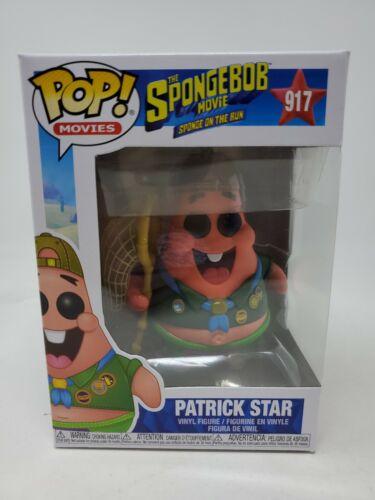 Movies Spongebob Movie Patrick Star #917 Funko POP