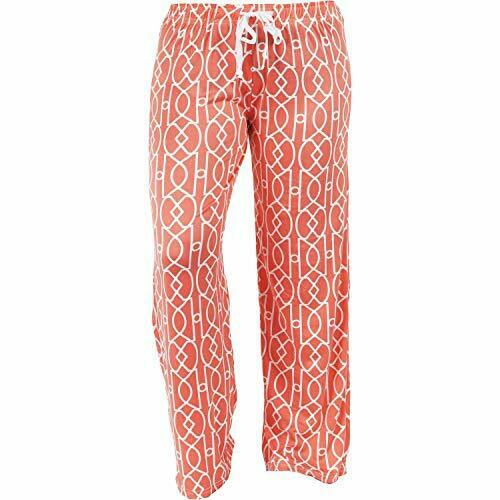 Hello Mello Trendy Womens Loungewear Pants with Luxurious Soft Fabric and Adjustable Elastic Waistband