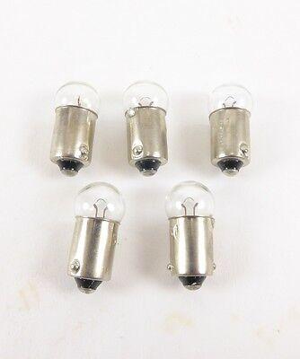 6V 1.7W 6 Volt 1.7 Watt Light Bulb Speedometer 5 PACK Suzuki TS 100 125 185 250