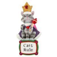 Petsmart Luv A Pet Cat Rules Ornament