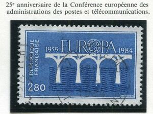 STAMP-TIMBRE-FRANCE-OBLITERE-N-2310-EUROPA-PONT-EUROPEEN